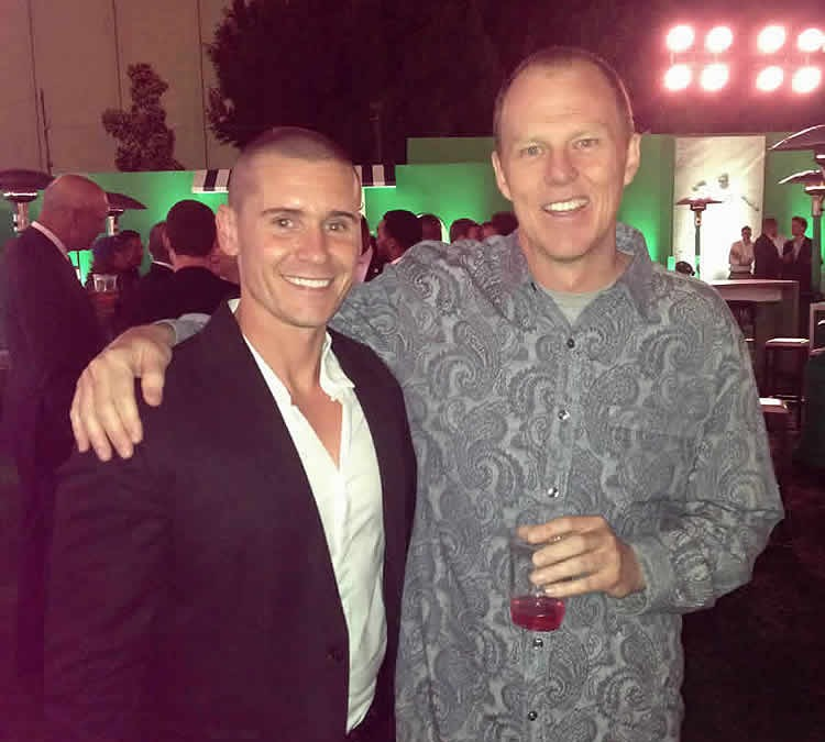 Linc Hand and 42 Director, Brian Helgeland